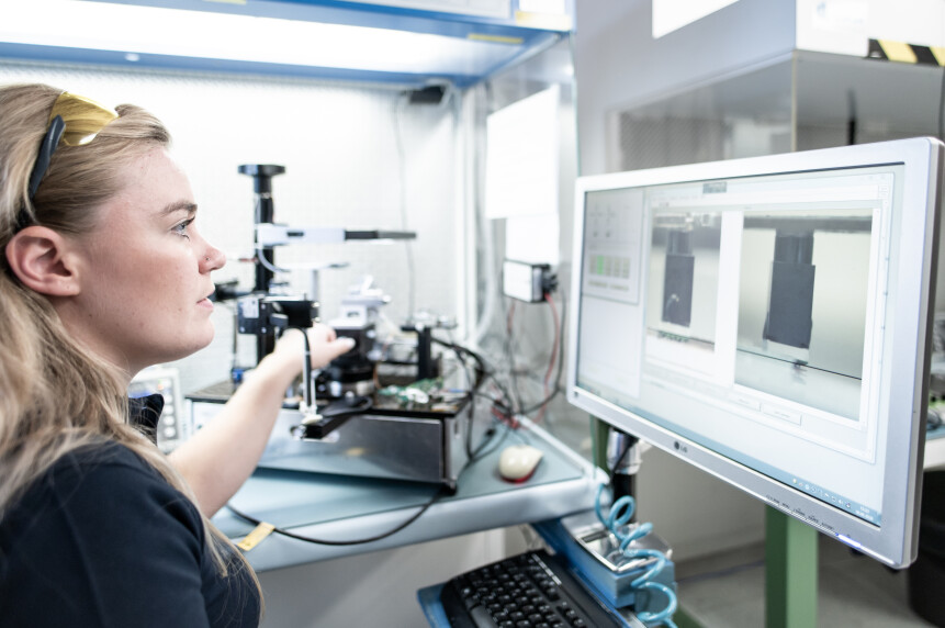 BREL Medizintechnik Mikropositionierung LP6 51881