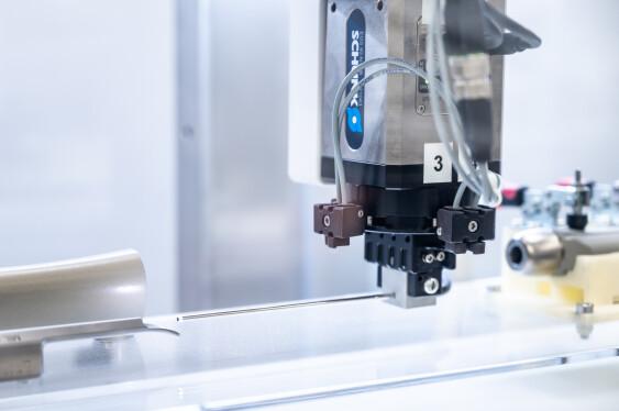 BREL automation-pruefmaschine